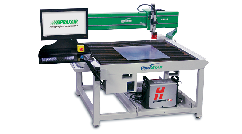 ProStar Cutting Table PRS4 & PRS8