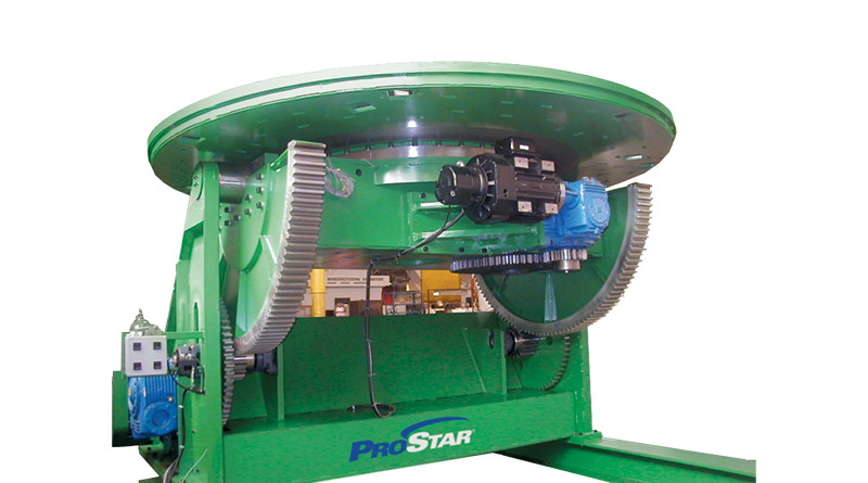 Praxair Heavy Duty Tilt Positioners