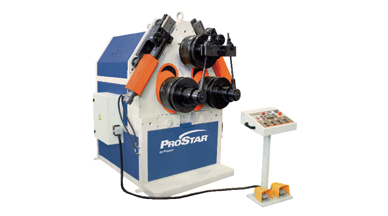 Praxair Double-Pinch Ring Roller PRSRH150