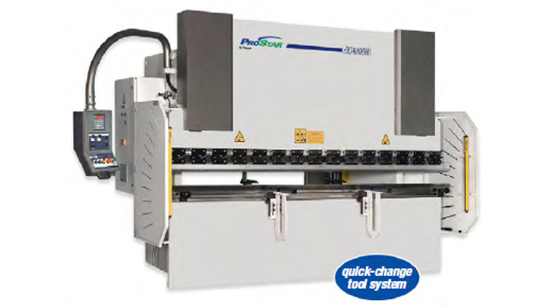 Praxair Synchronized Hydaulic Press Brakes