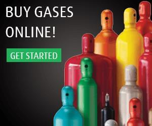 get started buying gases online