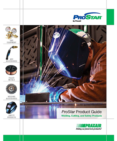Praxair ProStar Product Guide Cover
