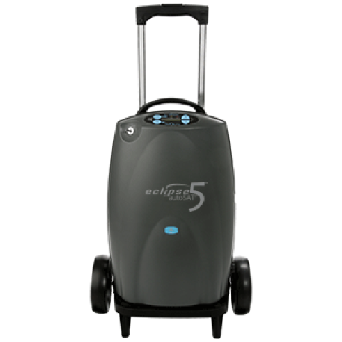 eclipse 5 portable concentrator