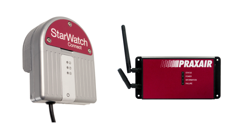 Praxair StarWatch Connect